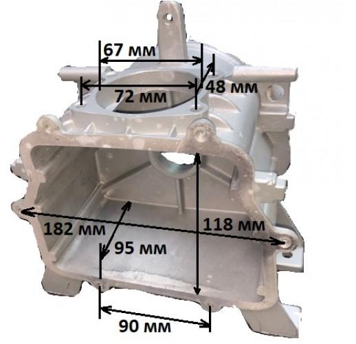 Картер для компрессора 182 Х 118