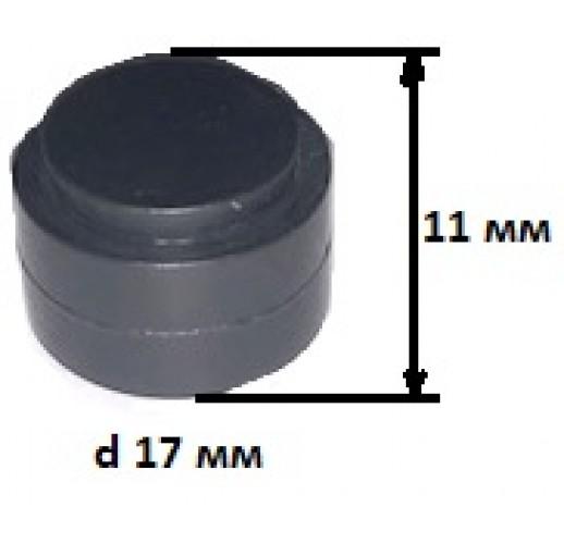 Резиновый клапан для компрессора 17 мм