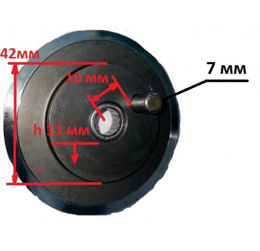 Шестерня редуктора Maktec MT450 ; MT450T ; M4501
