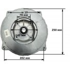Крышка насоса мотопомпы CGP 99100Е
